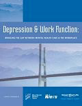 Depression & Work Function
